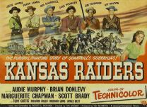 Kansas Raiders 1950 DVD - Audie Murphy / Brian Donlevy